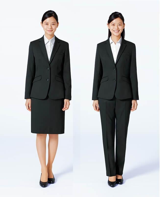 女子スーツ