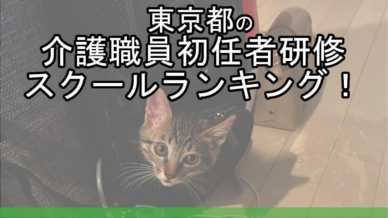 東京都の介護職員初任者研修スクールランキング【10選】安いコースが見つかる